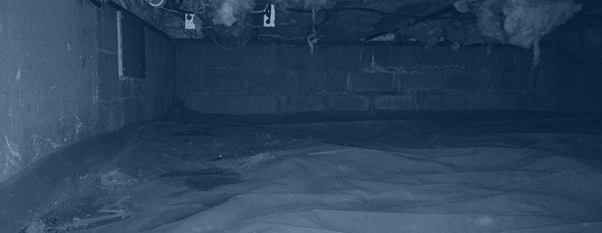 The Basement Doctor | Crawl Space Encapsulation | Vapor Barriers