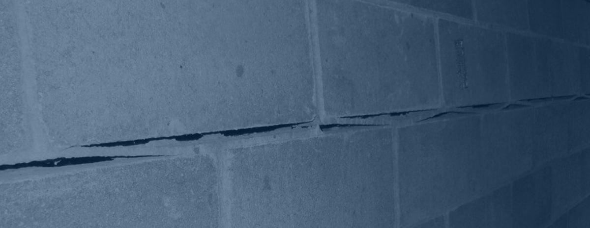 The Basement Doctor | Cracked Wall Repair | Foundation Repair